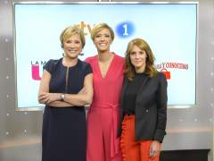 Inés Ballester, María Casado y Macarena Berlín