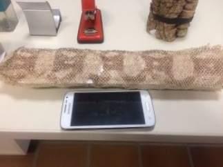 Camisa de serpiente de Hornachuelos