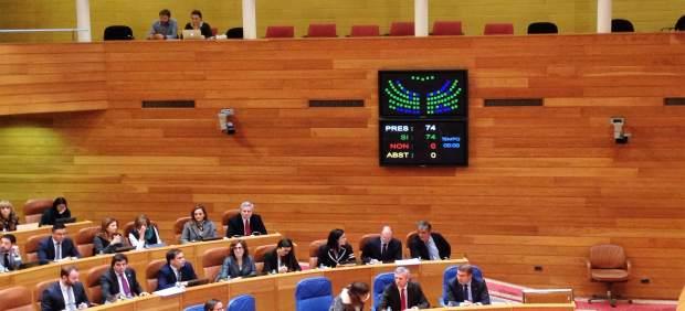 Votación por unanimidad para pedir el traspaso de la AP-9 en el Parlament