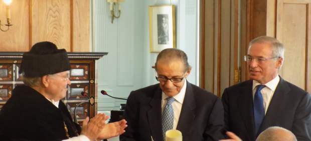 Velarde, Premio Internacional Menéndez Pelayo
