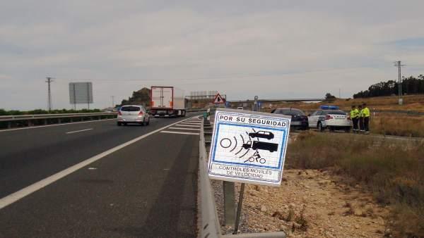 La Guardia Civil Detiene A Un Joven Por Conducir A Más Del Doble De La Velocidad