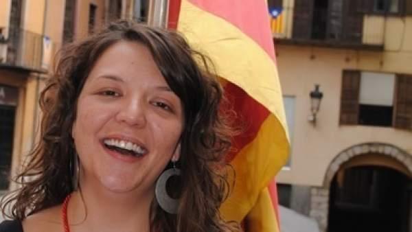 Montse Venturós (CUP).
