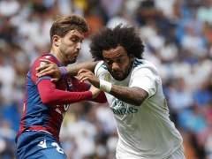 Marcelo, Real Madrid - Levante
