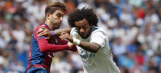 Marcelo, Real Madrid - Levante