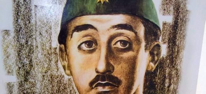 El PSOE exige la retirada del retrato de Franco de una exposición sobre la Legión