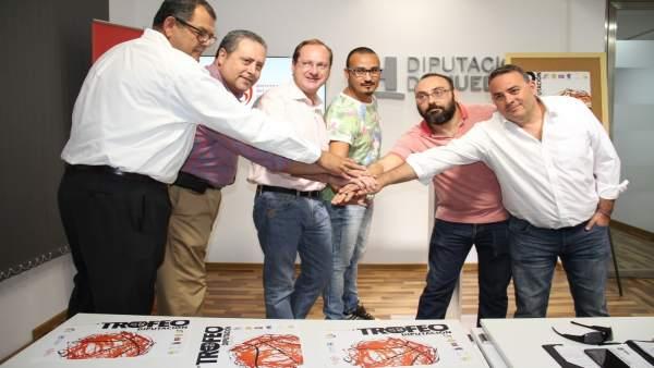 Nota De Prensa Y Fotos De Hoy, 13 De Septiembre, Trofeo Diputacion Baloncesto