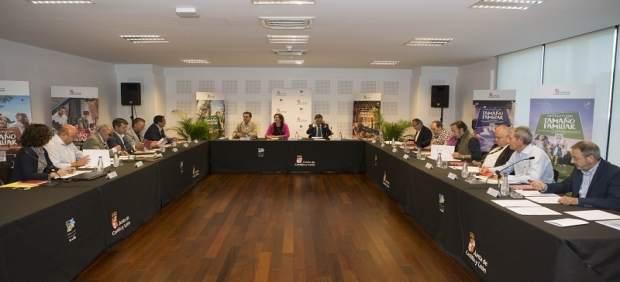 Presentación del I Concurso Internacional de Concina con Trufa.