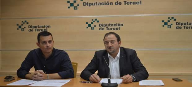 La DPT ha presentado hoy las cinco primeras obras en estas carreteras