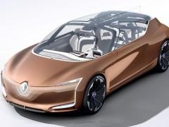"""Renault SYMBIOZ, un """"hogar"""" autónomo sobre ruedas"""