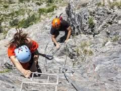 Vías ferratas de Andorra, una aventura de altura