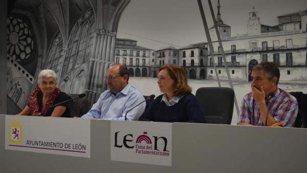 Presentación de la campaña de la Cultural Leonesa.