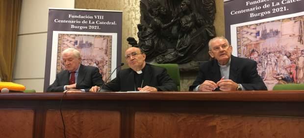 Antonio Miguel Méndez Pozo, Fidel Herráez y Pablo González.