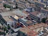 Vista de la planta de Cervezas Alhambra