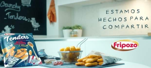 Fripozo ensalza el amor por compartir en su nueva campaña de comunicación online
