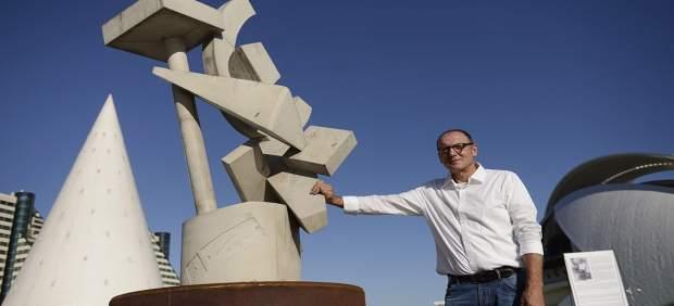 L'Umbracle acoge las esculturas del artista holandés ruud kuijer