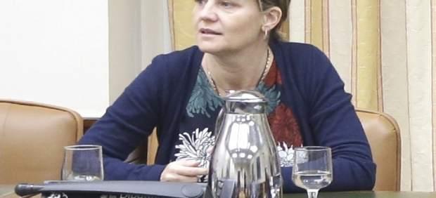 Elena Bastidas en imagen de archivo