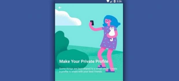 Nuevos perfiles privados