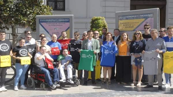 Presentación de la Semana Europea de la Movilidad 2017
