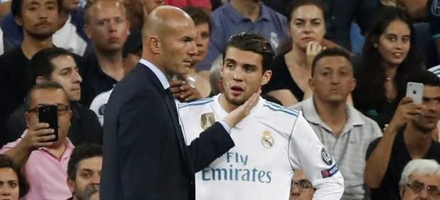 Kovacic y Zidane
