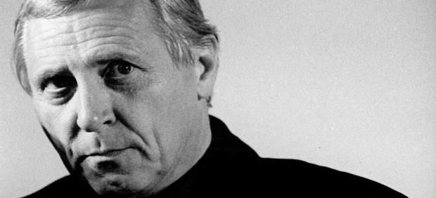 El director de cine galés Peter Greenaway