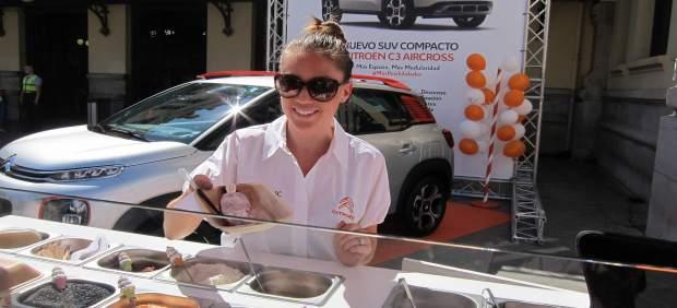 La gelateria de Jordi Roca es promociona a València i prepara el seu desembarcament a Alacant a finals d'any