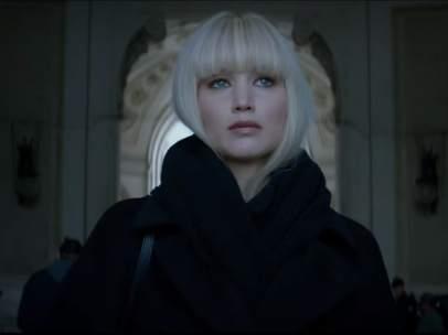 Jennifer Lawrence, en 'Gorrión Rojo'