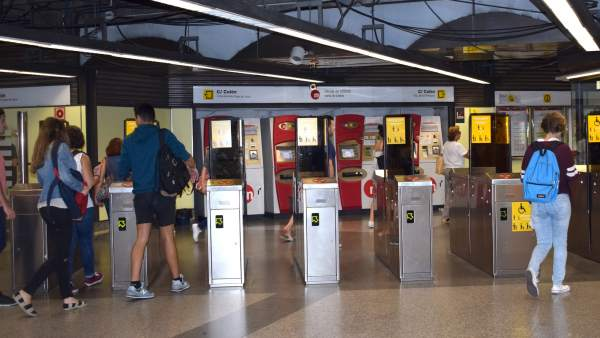 El metro i el bus seran gratis a València el pròxim divendres 22 de setembre pel Dia sense Cotxe