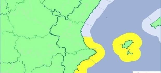 Avisopor fenómemos costeros