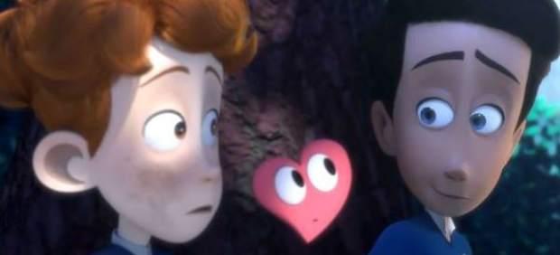 La Academia de Hollywood premia al viral corto gay de animación 'In a Heartbeat'