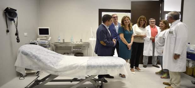 Visita centro salud Bailén