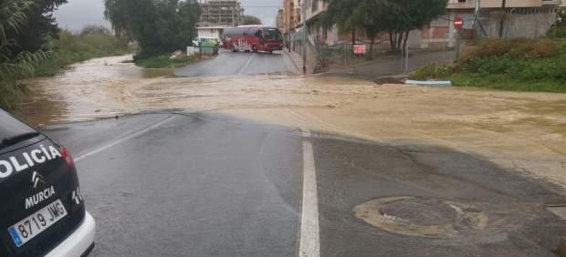 LLuvias, lluvia, inundaciones