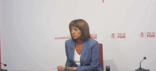 Idoia Mendia, secretaria general del PSE-EE
