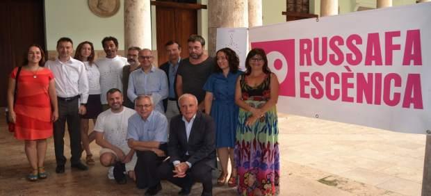 Cinc actrius se citen en La Nau el pròxim dilluns en el festival 'Russafa Escènica'