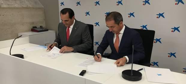 José Rolando Álvarez y José Manuel Bilbao