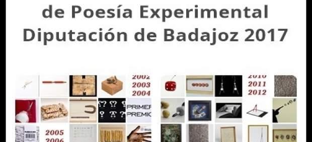 Nota Informativa. Se Convoca El Xvi Premio De Poesía Experimental De La Diputaci