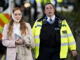 Herida en una explosión en metro de Londres