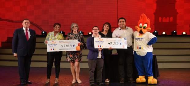 Cena Solidaria de la Fundación PortAventura
