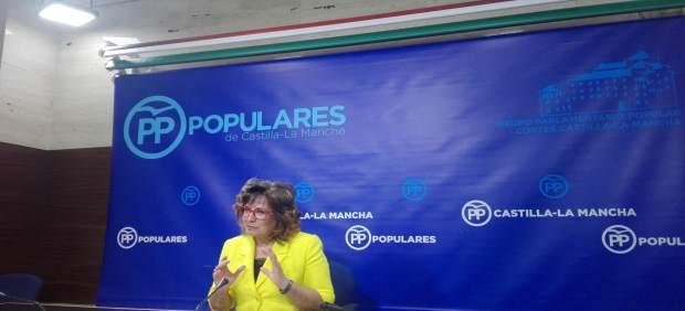 Riolobos en rueda de prensa