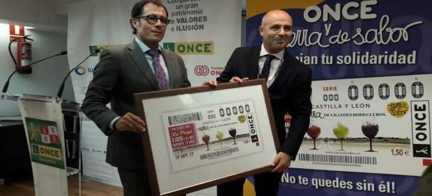 Valladolid. Ismael Pérez y Jorge Llorente