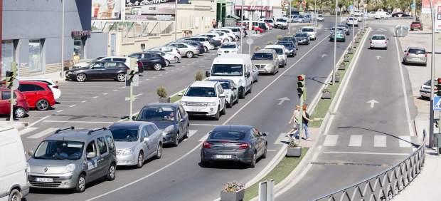 Diputación ayudará a Huércal de Almería a mejorar el tráfico en La Cepa.