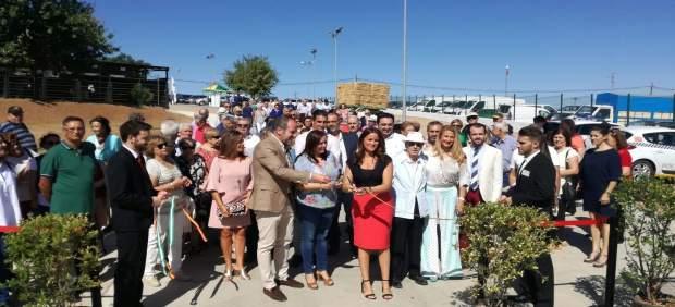Algar y otras autoridades inauguran FAGA 2017