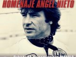 Programa del homenaje a Ángel Nieto