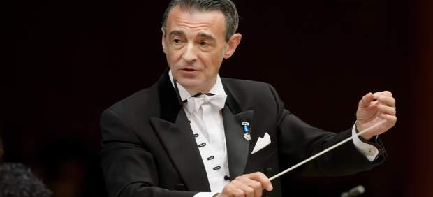 Miguel Ángel Gómez-Martínez, director titular de la Orquesta RTVE