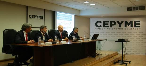 Jornada sobre la Industria 4.0 en la sede de Cepyme.