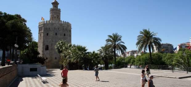 Torre del Oro en Sevilla