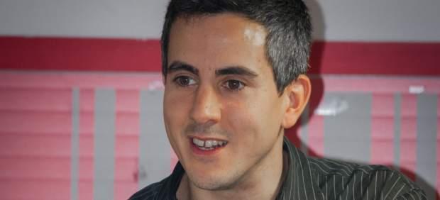 Pablo Zuloaga, secretario general del PSOE de Cantabria.