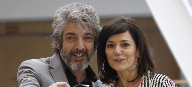 Ricardo Darín y Andrea Pietri