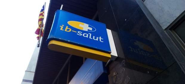 Oficina principal del IbSalut en Palma