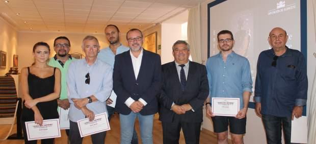 Nota+Foto: Premios Albacete Siempre