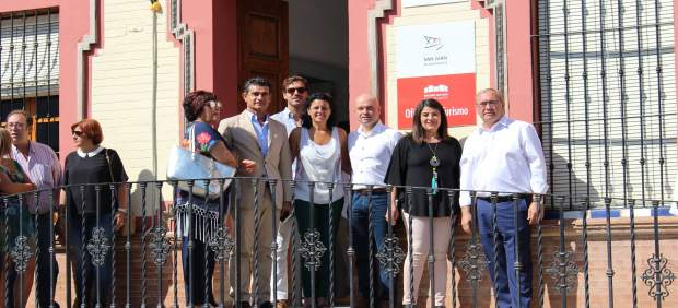 Nueva oficina de turism de San Juan.